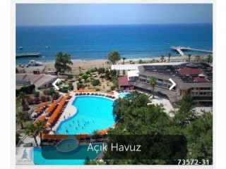 35.636 M2 by the sea, 150 M BEACH HOLIDAY VILLAGE HOTEL FOR SALE