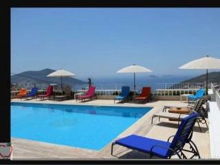 Highly Rated Works 24 Room Boutique Hotel In Kalkan (360° Pictures)