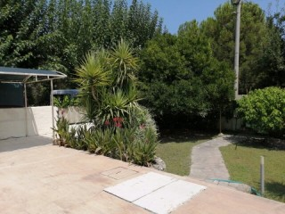 50 Meters To The Sea With An Area Of 2680 M2 With 5 Bungalows Inside