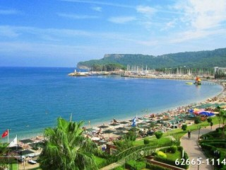 5 STAR HOTEL Rooms 300 Beds 1000 IN THE ARCH KEMER BEACH ANTALYA