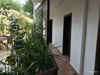 3-STORY HISTORICAL TEXTURE HOSTEL FOR SALE IN ANTALYA CASTLE