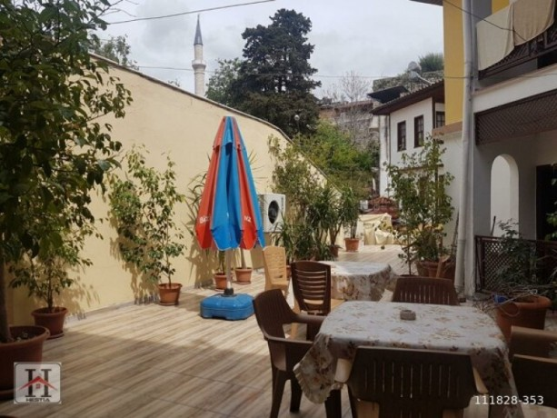 3-story-historical-texture-hostel-for-sale-in-antalya-castle-big-1