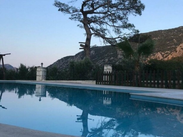 wooden-stone-villa-for-weekly-rent-for-families-in-adrasan-beach-olimpos-big-2