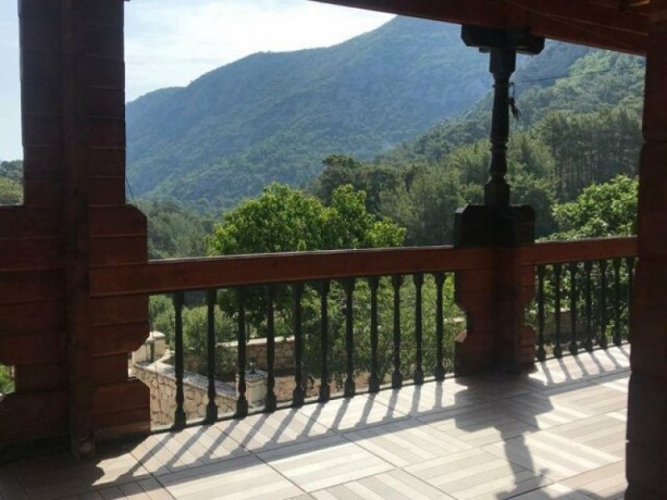 wooden-stone-villa-for-weekly-rent-for-families-in-adrasan-beach-olimpos-big-7