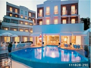 3 STAR HOTEL FOR SALE IN KONYAALTI WALKING DISTANCE TO THE SEA