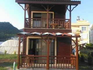 500 TL RENTAL COTTAGE IN KARAOZ SEA VIEW, APARTMENT FOR RENT