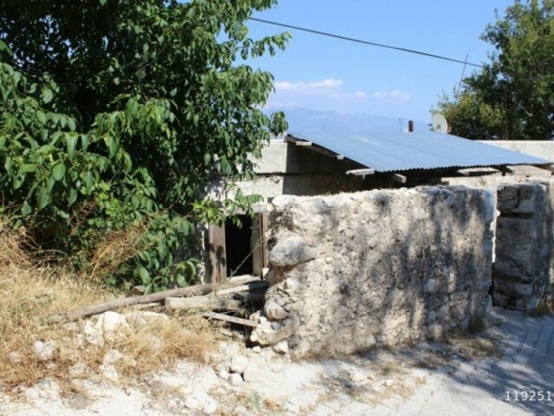 it-contains-a-house-and-garden-olive-field-for-sale-in-kas-village-big-14