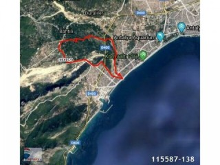 1.000 M2 INVESTMENT FIELD ADJACENT TO TWO PARCELS IN KONYAALTI