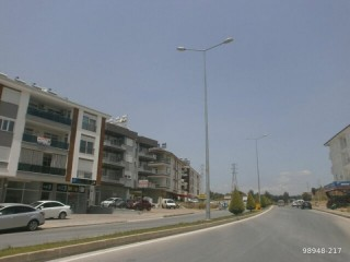 COMMERCIAL PLOT NEAR D-400 AT WATERFALL STREET Manavgat