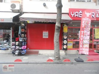 Istanbul Bayrampasa altintepsi mah. 60 M entrance and basement shop