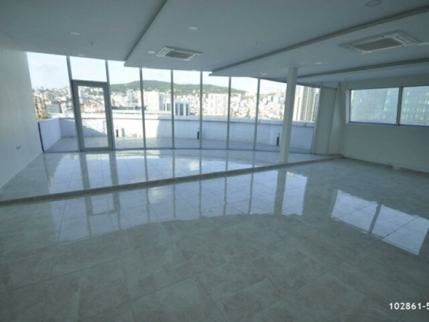 istanbul-kartal-yali-e-5-metro-exit-330m2-sea-view-office-with-vat-with-terrace-in-turkey-big-10