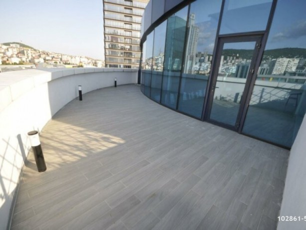 istanbul-kartal-yali-e-5-metro-exit-330m2-sea-view-office-with-vat-with-terrace-in-turkey-big-9