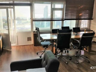 G.TEPE METRO - Metrobus as well as 280m2 furnished renovated well maintained Office