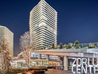 Zorlu Center + High-End Residence For Sale in Istanbul