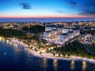 Marina24 Residences Istanbul, 35% down payment, 36 months installment