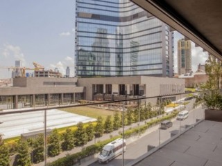 Luxury Şişli Commercial Office For Rent 108 m2, The 'now BOMONTI' project