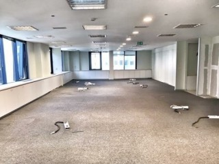 LEVENT 600 M2 full floor PLAZA floor from OPUS project, maslak