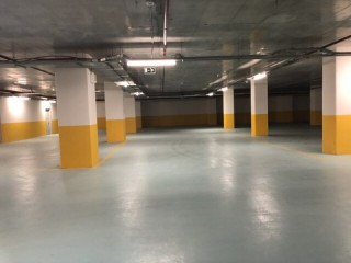 A plus plaza floor at Ayazağa Kemerburgaz Street