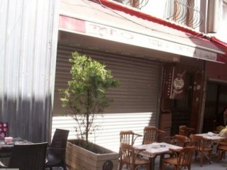 Beyoglu CamiiKebir three-story rental business