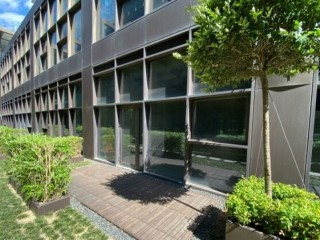 Istanbul Sisli Fulya 97M2 FULL OFFICE FOR GARDEN USE IN TORUN CENTER