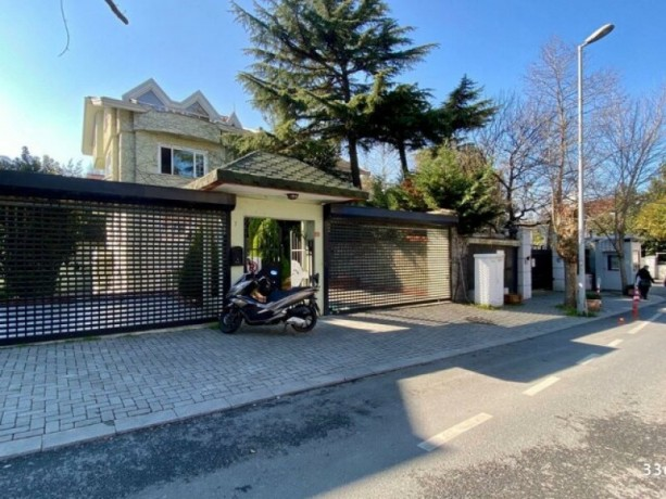 istanbul-besiktas-levent-villa-with-parking-for-rent-big-1