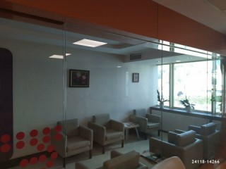 Istanbul Sisli Fulya 450m2 VAT advantageous office in Unimed center, office rental