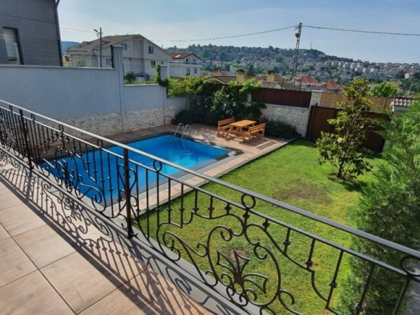 istanbul-sariyer-zekeriyakoy-super-lux-new-detached-mansion-with-pool-7-bedrooms-big-1