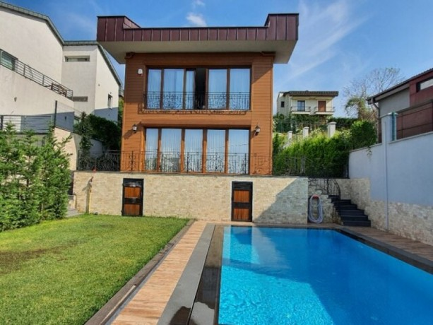 istanbul-sariyer-zekeriyakoy-super-lux-new-detached-mansion-with-pool-7-bedrooms-big-0