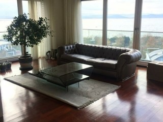 Istanbul Kadıköy Caddebostan 4 bedroom magnificent full sea view house for sale Turkey