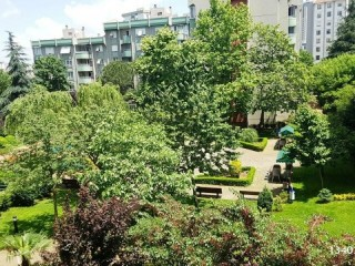 Istanbul Ataşehir APARTMENT FOR SALE WITH BALCONY FROM SINGLE AUTHORIZED BY IRESIDENCE