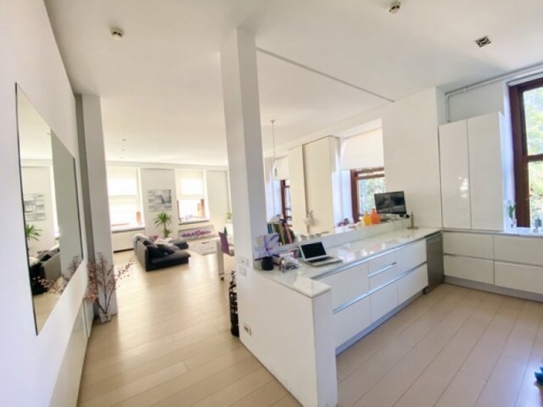 istanbul-beyoglu-130m2-2-bedroom-with-high-ceiling-security-parking-lot-in-historic-building-big-3