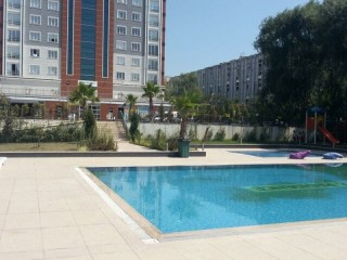 Istanbul Bahçelievler Yenibosna Central 1 bedroom cheap apartment for sale Turkey