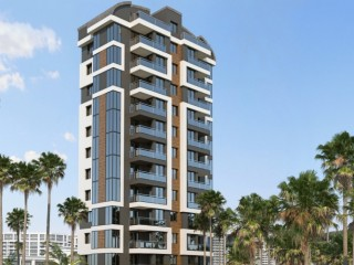 Direct Construction Company, New Antalya 110 m2 2+1 Smart Apartments