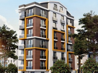 Direct Construction Company, Antalya 90 m2 2+1 Smart Apartments