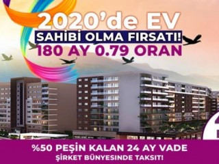 Pendik Aydos Apartments Starting from 499.000 TL Istanbul Project
