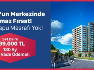 Special Opportunity Istanbul Livza Zeytinburnu Project, 180 month payments
