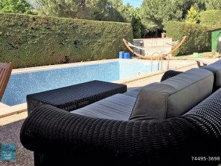 3+1 VILLA WITH SHARED POOL FOR RENT IN ALACATI