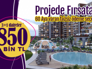 Beylikduzu Special campaign in Demir Country, 180 month payment plan