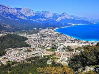 ANTALYA KEMER ZONED VILLA LAND FOR SALE WITHOUT COMMISSION