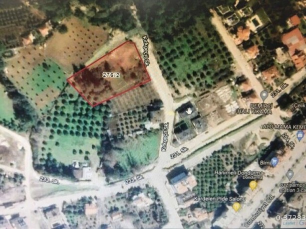 antalya-kemer-zoned-villa-land-for-sale-without-commission-big-3