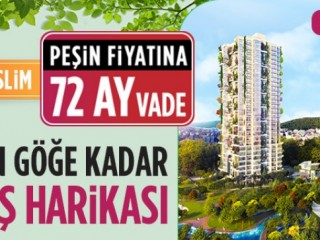 Sinpaş Gökorman with a 72-month maturity in advance price, and hurry to take