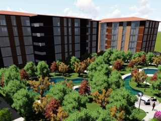 Silivri Houses of Piri Reis project, now offers 2 bedroom at affordable price