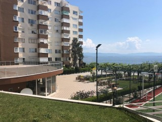 Istanbul seaside apartment for sale 2 bedroom in complex