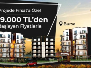 Special Campaign For Opportunity In The Project In Bursa