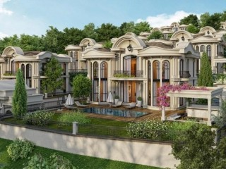 Bursa Zeray Country project in Bademli, the favourite neighbourhood of Bursa