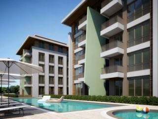 Antalya Lara Loft 30 apartment project, carries signature of Özgüntur construction