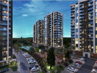 A must see Dosemealti Rengi City Project, in desired district Antalya
