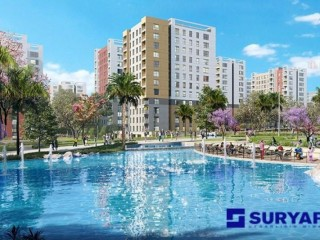 Sur Yapı in Central District Kepez of Antalya is being built 19 thousand apartments