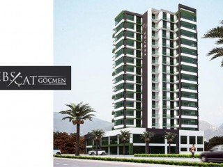 Mersin Yenisehir EBS ÇAT Migrant Project apartments very close to sea