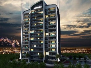 Mersin Yenisehir, Novus Apartments Lowest house price 295 thousand TL